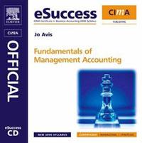 CIMA eSuccess CD Fundamentals of Management Accounting