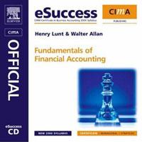 CIMA eSuccess CD Fundamentals of Financial Accounting