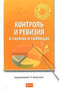 Контроль и ревизия в схемах и таблицах. Г. А. Шатуновой