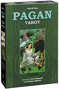 Pagan Tarot / Языческое Таро (книга + 78 карт). Джина М. Пейс, Елена Анопова, Дмитрий Невский