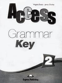 Access 2: Grammar Key