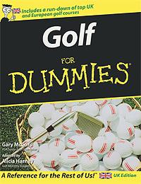 Golf For Dummies ( 0-470-01811-9 )