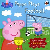 Peppa Plays Football