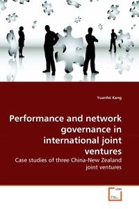 corporate governance of international joint ventures