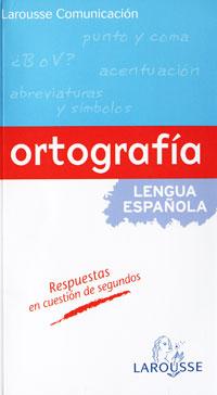 Ortografia lengua espanola
