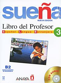 Suena 3: Libro del profesor (+ 2 CD)