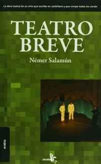 Купить Teatro breve (Spanish Edition), Nemer Salamun