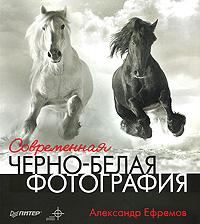 Современная черно-белая фотография. А. Ефремов
