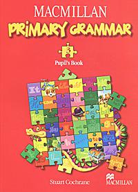 Macmillan Primary Grammar 3: Pupil's Book (+ CD)