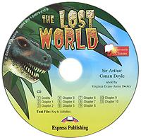 The Lost World (аудиокурс на CD)