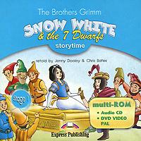 Snow White & the 7 Dwarfs: Stage 1 (аудиокнига на CD)