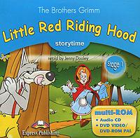 Little Red Riding Hood (аудиокурс на DVD)