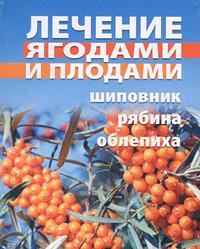 Лечение ягодами и плодами. Шиповник, рябина, облепиха