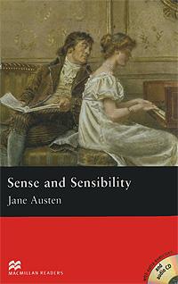 Sense and Sensibility: Intermediate Level (+ 3 CD-ROM)