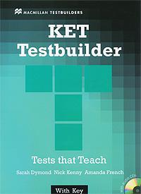 KET Testbuilder with Key (+ 2 CD-ROM)