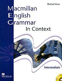 Macmillan English Grammar in Context: Intermediate Level (+ CD-ROM)12296407Macmillan English Grammar in Context - новый трехуровневый учебник по грамматике современного английского языка, отличительной чертой которого является представление и закрепление грамматических структур в реальных жизненных ситуациях. Macmillan English Grammar in Context рекомендуется как для аудиторной, так и для самостоятельной работы.