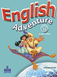 English Adventure: Starter B: Pupils Book