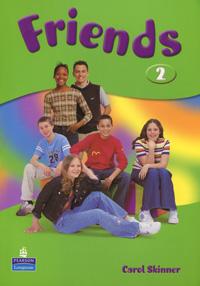 Friends 2. Учебник