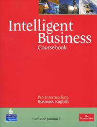 Intelligent Business Intermediate Coursebook