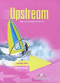 Upstream: Pre-Intermediate B1 (аудиокурс на 4 CD)