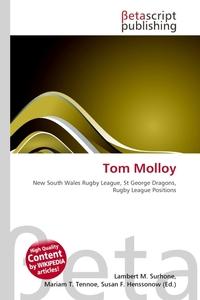 Tom Molloy. Lambert M. Surhone