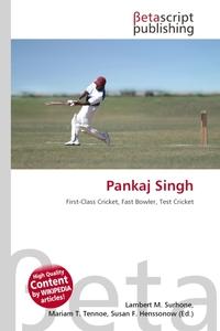 Pankaj Singh. Lambert M. Surhone