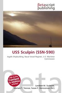 USS Sculpin (SSN-590). Lambert M. Surhone