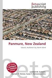Panmure, New Zealand. Lambert M. Surhone