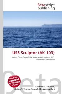USS Sculptor (AK-103). Lambert M. Surhone