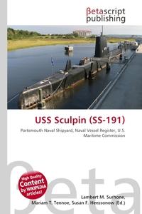 USS Sculpin (SS-191). Lambert M. Surhone