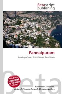Pannaipuram. Lambert M. Surhone