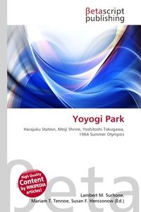 Yoyogi Park. Lambert M. Surhone