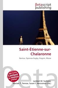 Saint-Etienne-sur-Chalaronne. Lambert M. Surhone