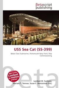 USS Sea Cat (SS-399). Lambert M. Surhone