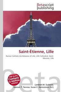 Saint-Etienne, Lille. Lambert M. Surhone