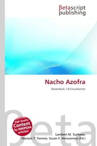 Nacho Azofra. Lambert M. Surhone
