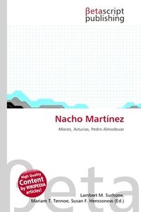 Nacho Martinez. Lambert M. Surhone