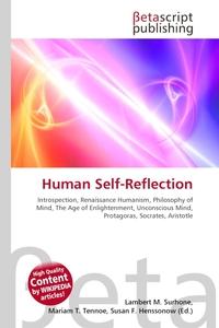 Human Self-Reflection. Lambert M. Surhone