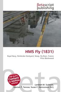 HMS Fly (1831). Lambert M. Surhone
