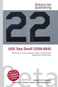 USS Sea Devil (SSN-664). Lambert M. Surhone