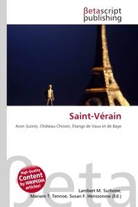 Saint-Verain. Lambert M. Surhone