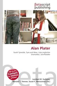 Alan Plater. Lambert M. Surhone