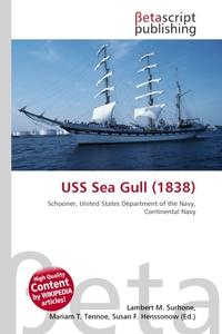 USS Sea Gull (1838). Lambert M. Surhone