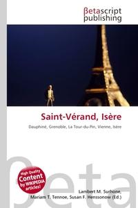 Saint-Verand, Isere. Lambert M. Surhone