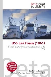 USS Sea Foam (1861). Lambert M. Surhone