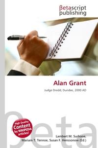 Alan Grant. Lambert M. Surhone