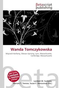 Wanda Tomczykowska. Lambert M. Surhone