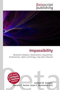 Impassibility. Lambert M. Surhone