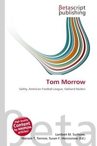 Tom Morrow. Lambert M. Surhone