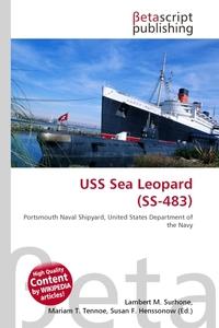 USS Sea Leopard (SS-483). Lambert M. Surhone